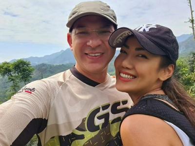 Rayakan 14 Tahun Pernikahan, Ari Wibowo Tulis Pesan Romantis untuk Istri