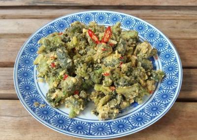 Resep Brokoli Telur Asin, Enak untuk Santap Siang!