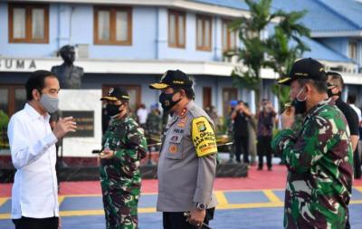 Bertolak ke Kalteng, Presiden Jokowi Kunjungi Food Estate hingga Posko Covid-19