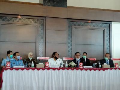 Kronologi Singkat Ekstradisi Maria Pauline Lumowa, Yasonna Sempat Lapor Jokowi