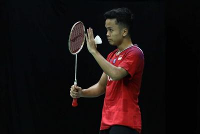 Lolos ke Semifinal PBSI Home Tournament, Ini Respons Anthony