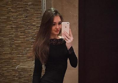 Cantiknya Anna Bulanova, Atlet Lompat Jauh dari Kirgiztan