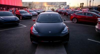 Tesla Laris Manis di Korsel, Penjualan Juni Tembus 2.927 Unit