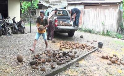 Mengejutkan, Ratusan Peluru Meriam Diduga Peninggalan Tuanku Imam Bonjol Ditemukan
