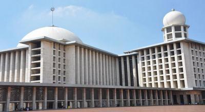 Masjid Istiqlal Absen Gelar Sholat Idul Adha Tahun Ini