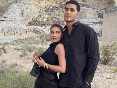 Potret Ganteng Fai Khadra, Pria yang Digosipkan Pacar Baru Kylie Jenner