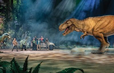 Kru Positif COVID-19, Syuting Jurassic World: Dominion Kembali Tertunda?