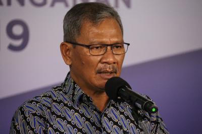 Sebaran 72.347 Kasus Positif Corona di 34 Provinsi