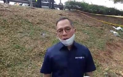 Mayat yang Ditemukan Tewas di Tol JORR Merupakan Editor Metro TV