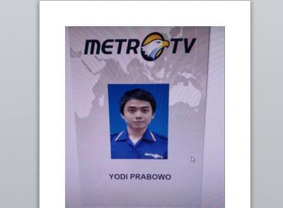 Yodi Prabowo Dibunuh Terkait Pemberitaan? Ini Kata Pemred Metro TV