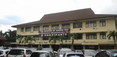 Jasad Yodi Prabowo Editor Metro TV Divisum di RS Polri