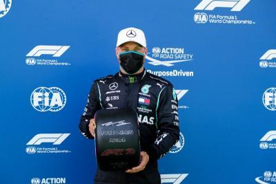 Jelang F1 GP Styria 2020, Bottas Enggan Bicarakan Masalah Masa Depan