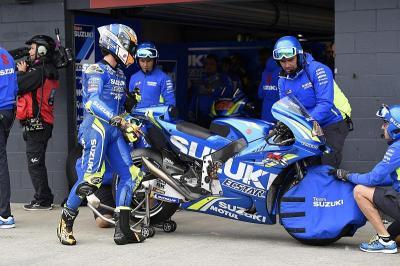 Jelang Start MotoGP 2020, Suzuki Masih Harus Berbenah