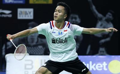 Sempat Mimisan, Anthony Ungkap Kunci Sukses Melaju ke Final Home Tournament