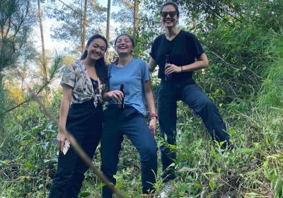 New Normal, Awkarin hingga Pevita Pearce Liburan Keliling Indonesia