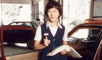 Kyoko Shimada, Desainer Mobil Perempuan Pertama di Jepang