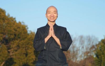 Viral Aksi Biksu Gabungkan Lagu Meditasi dengan Beatbox