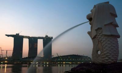 Warga Purwokerto Punya 'Jalan Pintas' ke Singapura