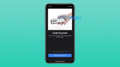 iOS 14 Dukung Layanan Pembayaran via Scan Kode QR