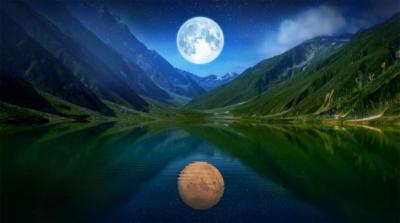Lindungi Bulan dan Mars, NASA Bikin Aturan Baru