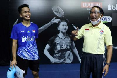 Menpora Apresiasi Gelaran PBSI Home Tournament