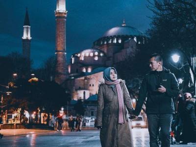 Cerita Felix Siauw Bermimpi ke Hagia Sophia saat Tulis Buku Muhammad Al-Fatih