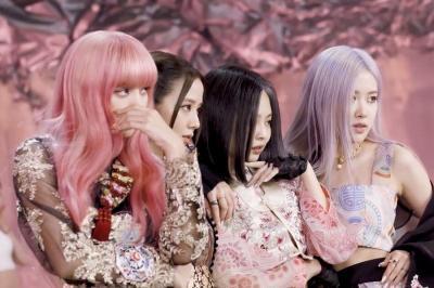 Rajai Gaon Chart, BLACKPINK Tinggalkan BLOO di Posisi Runner-up