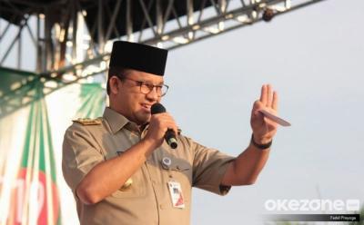 3 Kali Rekor Baru dalam Sepekan, Anies Minta Warga Jakarta Waspada Covid-19