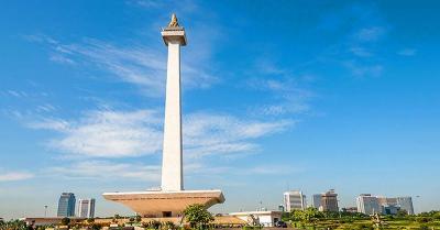 Cuaca Jakarta Diprakirakan Cerah Berawan Hari Ini