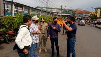 150 Bus Disiagakan Urai Kepadatan Penumpang KRL di Stasiun Bogor, Begini Skemanya