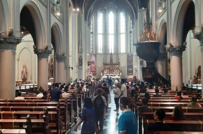 Antisipasi Corona, Hanya 20% Umat yang Bisa Ikuti Misa di Gereja Katedral