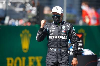 Start Ke-4 di F1 GP Styria 2020, Bottas: Saya Berharap Banyak dari Balapan