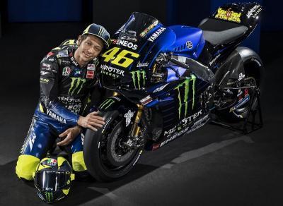 Valentino Rossi Masih Punya Ambisi Besar untuk Lanjutkan Karier di MotoGP