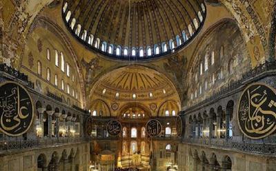 Melongok Sejarah Hagia Sophia, Museum Agung yang Kini Berubah Jadi Masjid