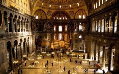 5 Hal yang Wajib Diketahui Sebelum Berkunjung ke Hagia Sophia