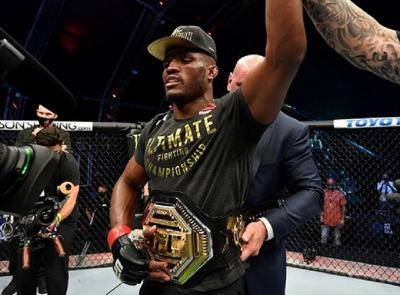 Tumbangkan Masvidal di UFC 251, Kamaru Usman: Level Saya di Atasnya!
