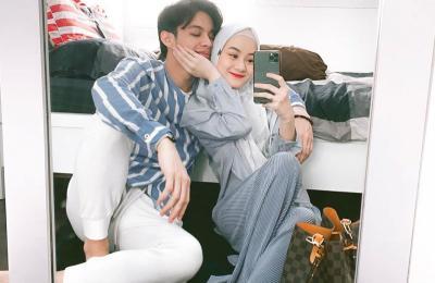 Dinda Hauw dan Rey Mbayang Pamer Pacaran Halal, Duh So Sweet