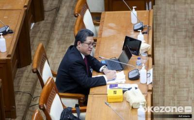 Berikut Profil Doni Primanto Joewono, Deputi Gubernur BI yang Baru