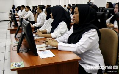 150.000 Peserta Ikuti SKD CPNS Sekolah Kedinasan, BKN Ingatkan Hal Ini