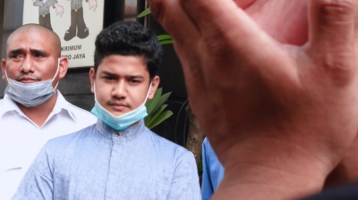 Tak Gentar Hadapi Laporan, Syakir Daulay Tertawa di Depan Penyidik