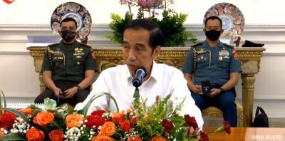 Kasus Corona Melonjak, Presiden Jokowi Minta Jajarannya Masifkan 3T Prioritas 8 Provinsi