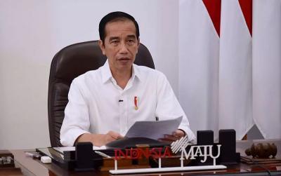 Lembaga Negara Akan Dibubarkan, Jokowi: Biar Lebih Ramping dan Hemat