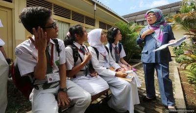 Istana Jamin Pendidikan Berkualitas bagi Pelajar di Tengah Pandemi Covid-19