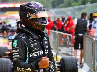Ada yang Berbeda dalam Pemberian Trofi di F1 GP Styria 2020