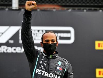 Menangi F1 GP Styria 2020, Hamilton Girang Tebus Hasil Minor di Seri Pembuka