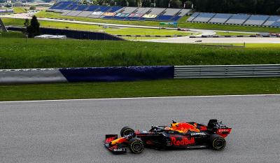 Verstappen Kurang Puas Finis Ketiga di F1 GP Styria 2020