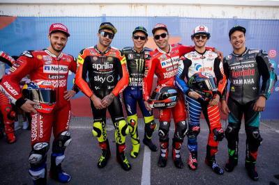 Daftar Sementara Pembalap MotoGP 2021, Rossi Masih Belum Pastikan Tempat