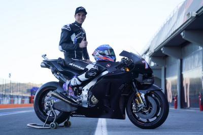 Gabung LCR Honda, Alex Marquez Siap Kerja Keras di MotoGP 2021