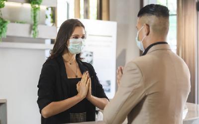 Adaptasi Kebiasaan Baru, Ini Protokol Kesehatan yang Harus Dipatuhi di Hotel