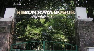 Kebun Raya Bogor, Pemda Siapkan CCTV Live ke Balai Kota